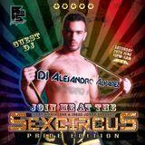 "SexCircus London ""Hardon Room"" - Alejandro Alvarez - Promo Mix"