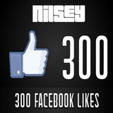 Nilsey - 300 Facebook likes mix!