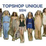 TOPSHOP SHOW SOUNDTRACK SS14