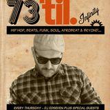 Soul of Sydney #44: Edseven 73'Till Infinity Live mix @ Martin Cafe (REGGAE, SOUL, HIP HOP, FUNK)
