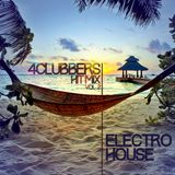 4Clubbers Hit Mix Electro House vol. 2  - CD 2 (2014)
