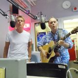 BlackDogHat Interview and live music on Alan Hare's show on Medway Hospital Radio