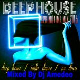 DEEP HOUSE / INDIE DANCE / NU DISCO ( SPRINGTIME Mix 2015 ) _ Mixed By DJ AMEDEO