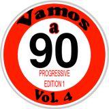 Vamos a 90 vol.4 Progressive Edition 1