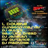 DjMadlogik Live at 1 in 12 Club All Nighter