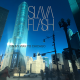 On my way to Chicago@Slava Flash in da mix 03/2018