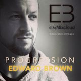 Progression Yellow by Edward Brown