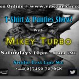 T SHIRT & PANTIE SHOW LIVE ON VIBEZ URBAN & VIB2K RADIO 26 10 2019