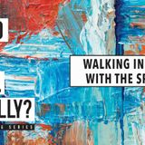 Walking In Step With The Spirit By Peter Rasmussen