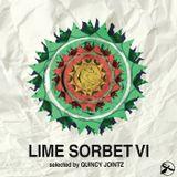 Quincy´s Lime Sorbet compilaton mix 6