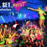 #ReadySetPaint: OFFICIAL DJ Hook mixtape from the GlowPaintRave