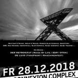 """28.12.2018 """"In Noise we trust!"""" @ MS Connexion Complex Mannheim Part 2"""