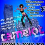 CAMELOT Disco Night ven24082012 PT.1