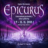 Epicurus psychedelic chillout @ Explore The Galaxies - Epicurus 2018