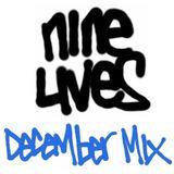 Nine Lives - December 2012 Mix - Free Download!