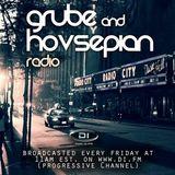 Grube & Hovsepian Radio - Episode 072 (04 November 2011)
