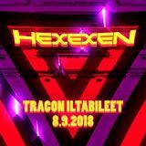 Tracon Iltabileet 2018/09/08 Dj set   j-core, happy hardcore