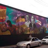 Artistas siguen creando en Yauco un gran canvas, ahora con un mural que cuenta su historia.