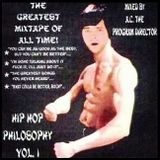 THE GREATEST MIXTAPE OF ALL-TIME: HIPHOP PHILOSOPHY VOLUME 1 (2000)