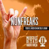 NONFREAKS - 038 - 22-11-2017 - MIÉRCOLES DE 21 A 23 POR WWW.RADIOOREJA.COM
