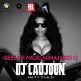 BEST OF NICKI MINAJ (2011) - DJ CAUJOON