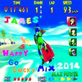 Happy Go Lucky Mix June 2014