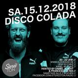#61 STEREOTON Disco Colada 15.12.2018