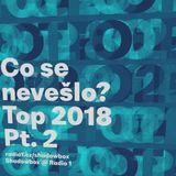 Shadowbox @ Radio 1 13/1/2019: TOP 2018 vol. 2
