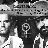 Koncertblog Guido & Maurizio de Angelis Session by Muttley and Artwork by Dori Pazonyi