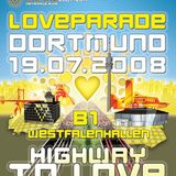 OCTAVE ONE & MOBY live at love parade, dortmund germany 17.08.2008