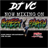 DJ VC - STREET PARTY - RHYTHM 105.9 FM KYRC 8/12/17
