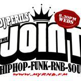 DJ PERIL'S THE JOINT 9.10.13 PT.B SOUL FUNK N BREAKS