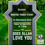 Does Allah Love You? | Sh. Mohamad Doar