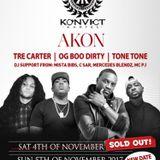 Mercedes Blendz - Akon Mini Mix (R&B, Hip Hop, Urban)