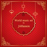 World music set