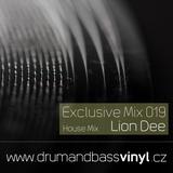 Lion Dee - Exclusive Mix 019 - 2019/01