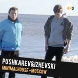 #9: Pushkarev & Izhevki