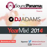 Yearmix 2014 - Dj Adams