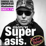 228.-SONIDOS DEL UNIVERSO Radioshow 228@Superasis NYC#24.02.2017