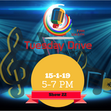 Tuesday Drive | 15-1-19