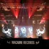 LEVEN - Dj Set record @t Macabre Records (BBC-Caen) 15/09/2012