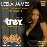 Leela James: Where The Music Went (The Mixtape) - Mixed By Dj Trey