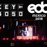 Key4050 Live @ EDC Mexico 2018