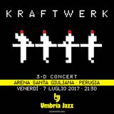 Kraftwerk - Arena Santa Giuliana, Perugia, 2017-07-07