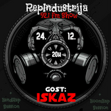 RepIndustrija Show 92.1 fm / br. 30 Gost: Iskaz +BendRep Session + BoomBap Session