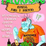PERITO, SEGOVIA, ASTRONAUTA (PALURDISMO)-THE RUTLES-HATE-THE MARS VOLTA-J. K. TOOLE-WHITMAN 15/4/14