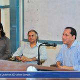 SAFAR E KARBALA BY Syed Bilal Qutab Lecture at BZU,Lahore
