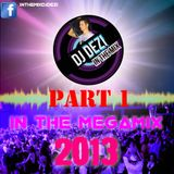 Dj.Dezi - In the megamix 2013 Part 1