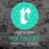 EAR FEEDER vol. 6 mixed by Janeda