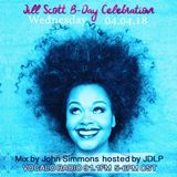Jill Scott Tribute Mix for Vocalo.org April 2018
